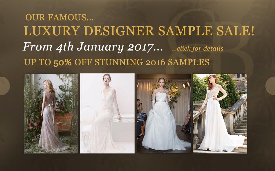 Luxury Designer Sample Sale January 2017!