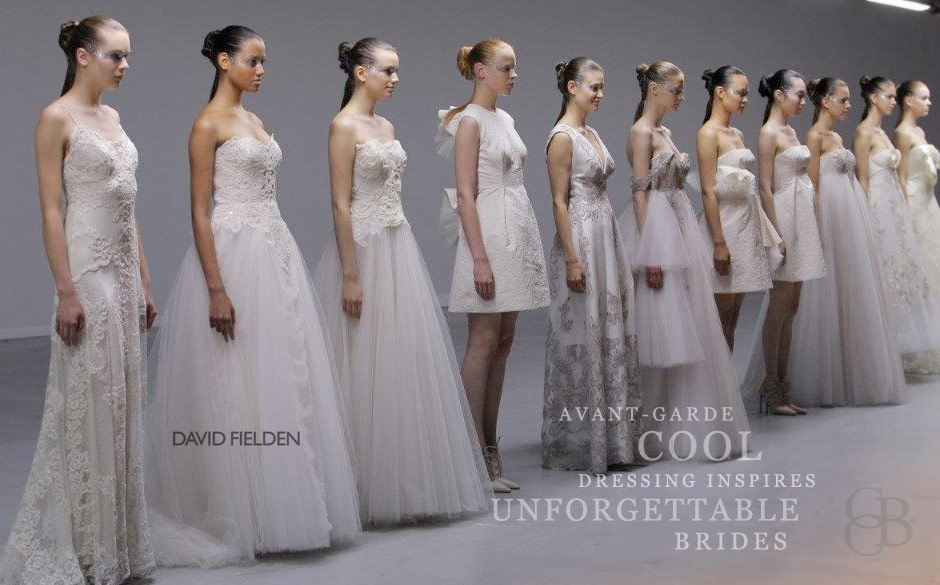 Carina Baverstock Couture - Luxury Designer Wedding Dresses, Bath ...