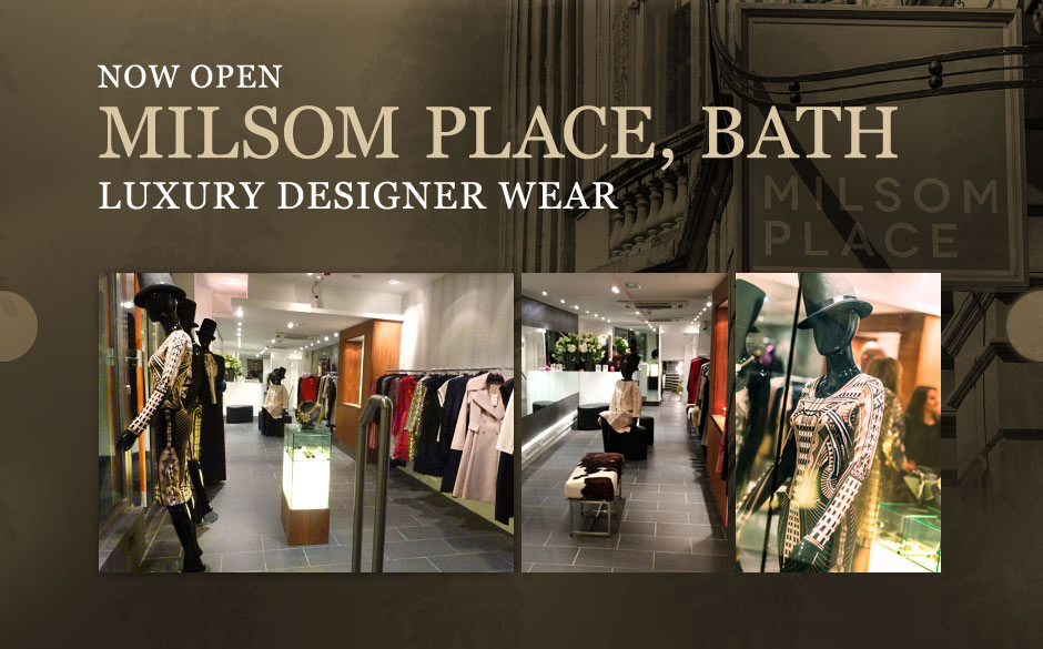 Milsom Place Now Open