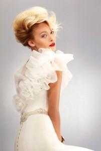 Ritva Westenius, Best British Bridal Designer
