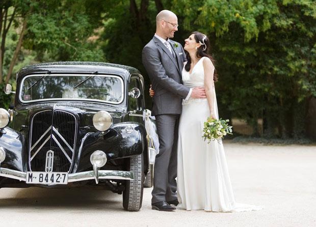 Our gorgeous bride Silvia!