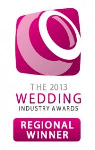 Wedding Industry Awards – Winner!