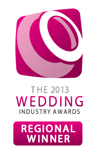 Wedding Industry Awards – Winner!