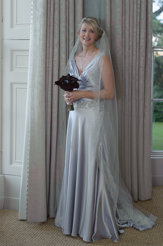 Our stunning bride Sandra Moore