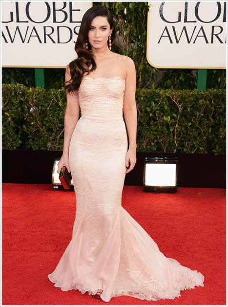 Megan Fox Golden Globes
