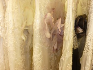 The Claire Pettibone Designer Days have arrived at Carina Baverstock Couture