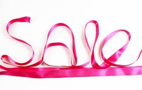 Spectacular Summer Sample Sale…