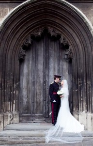 Claire and George – A Truly Magical Day