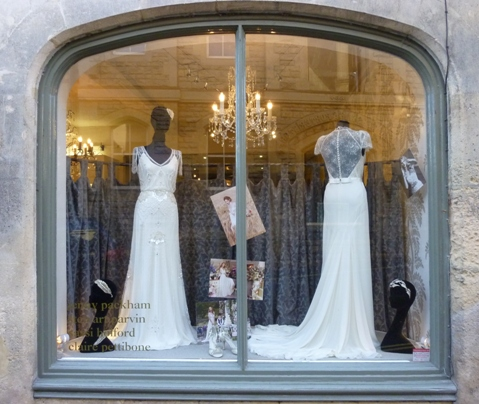 Jenny Packham Studio Windows
