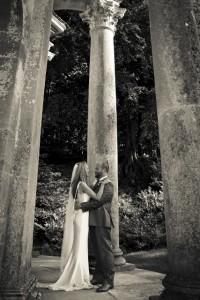 'I am convinced my wedding dress was my lucky charm..'