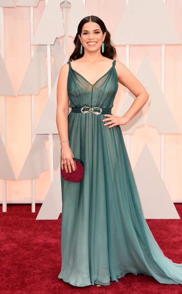 Jenny Packham on The Red Carpet!