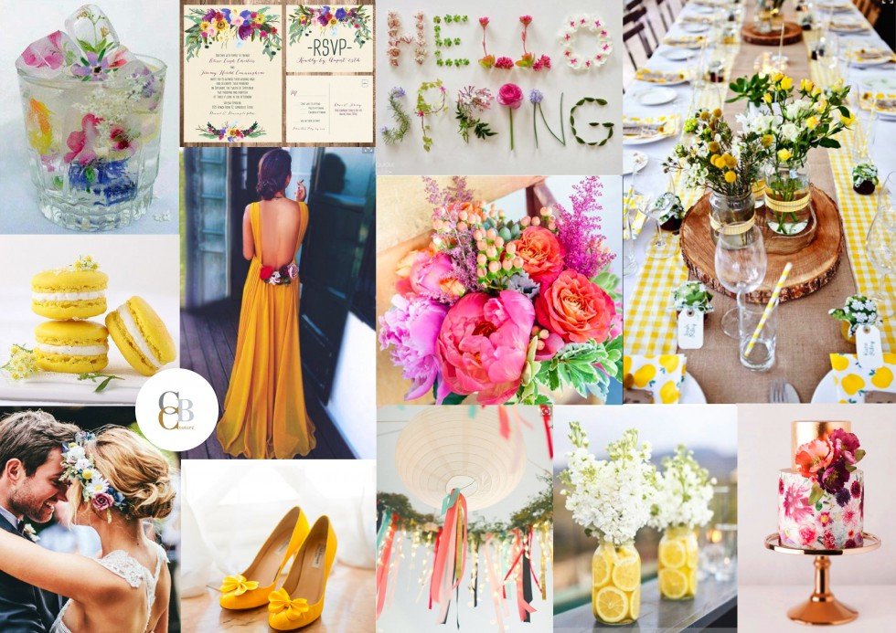 Springspiration Mood Board