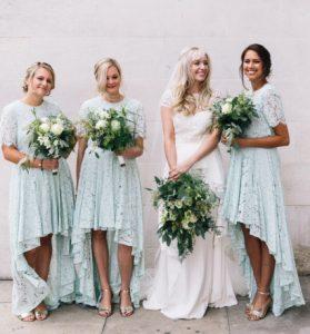 Our beautiful bride Lauren…
