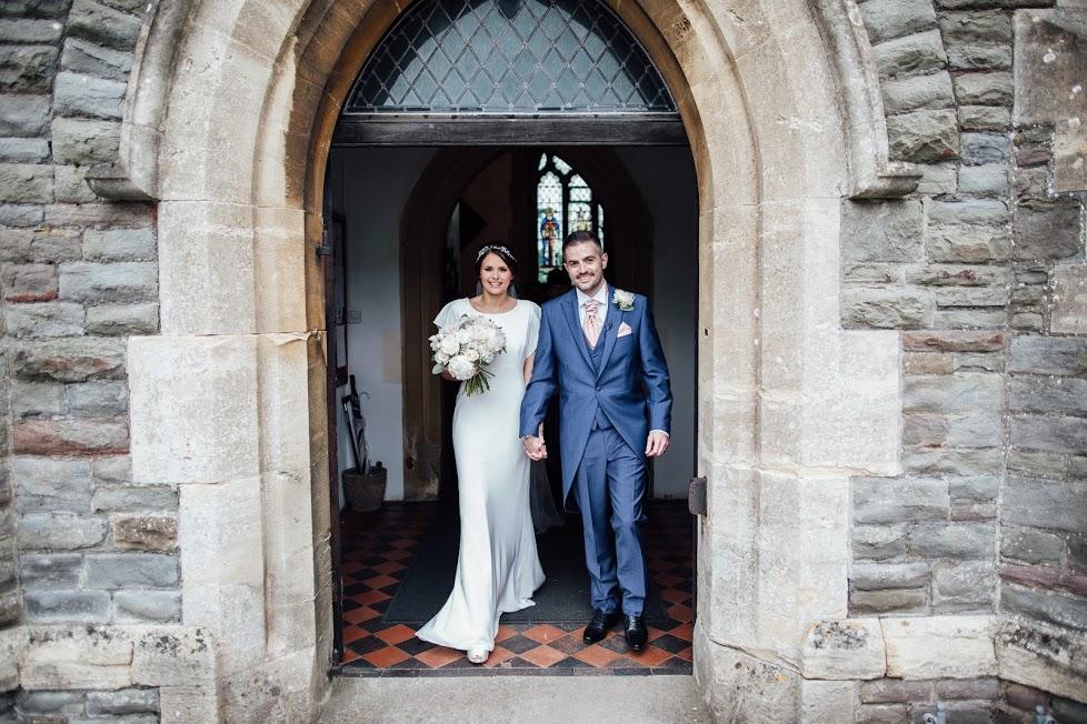 Our beautiful bride Rebecca!