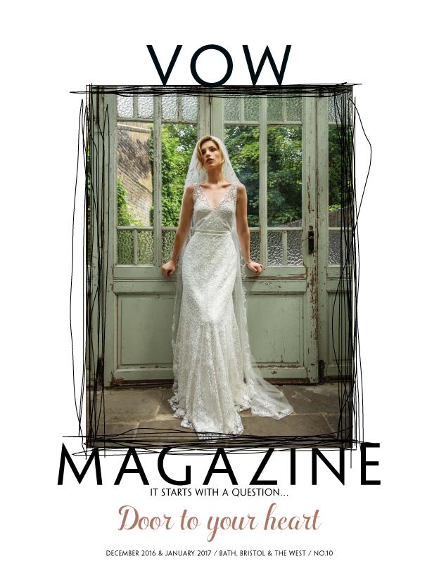 Clinton Lotter Vow Magazine