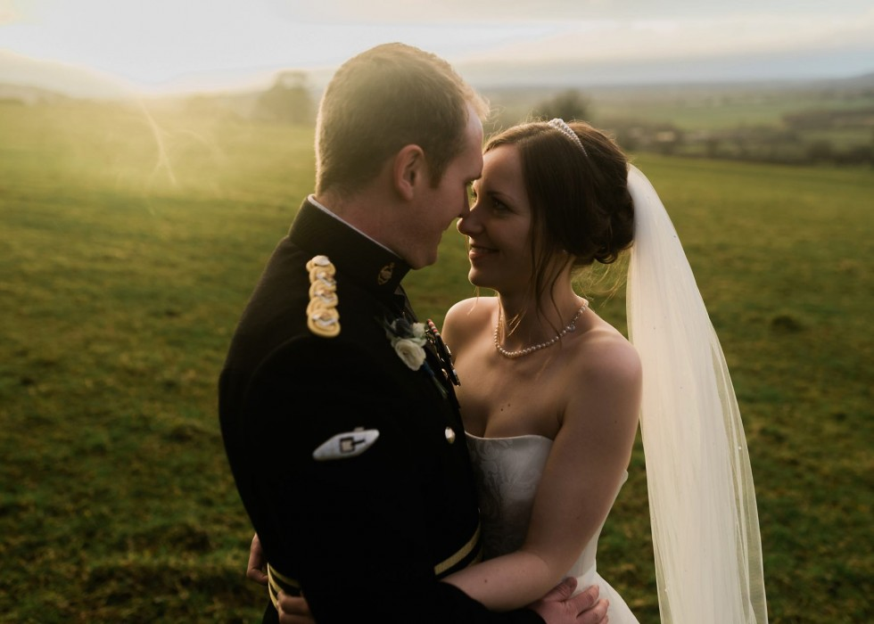 Military Wedding Carina Baverstock Couture