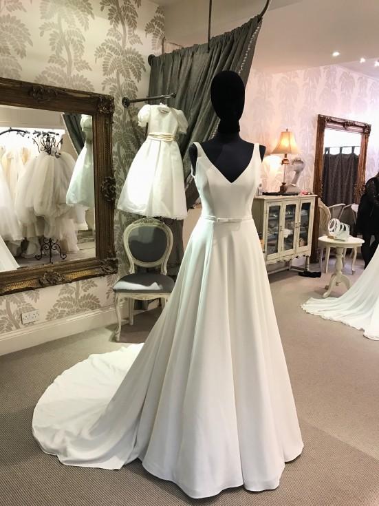 Lyla by Caroline Castigliano at Carina Baverstock Couture