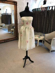 Floral Print Dress – David Fielden