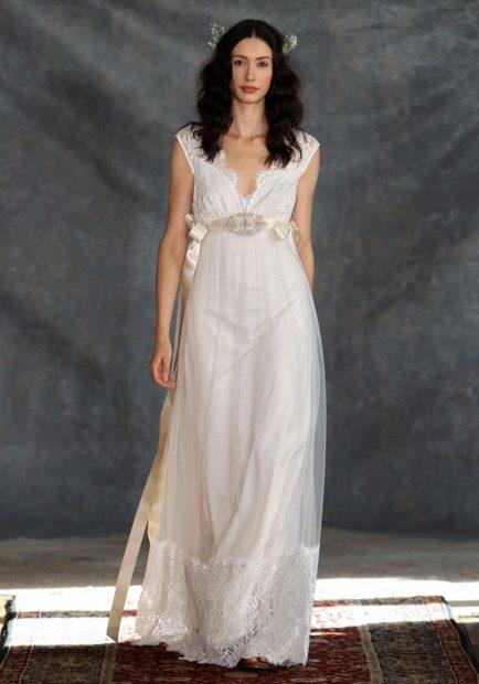 Sample sale wedding dress