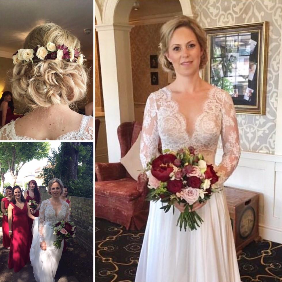 Camellia Suzanne Neville Carina Baverstock Couture