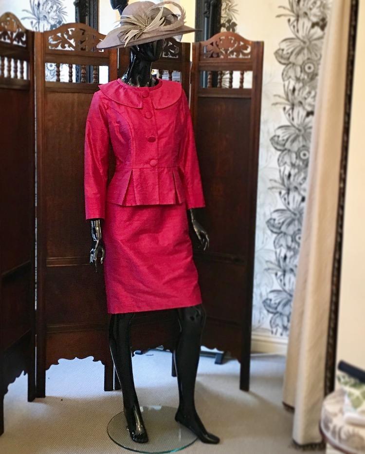 Claire Mischevani Dress and Jacket