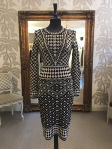 Alice Temperley – Sphinx Knit Dress