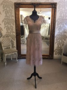 Gill Harvey – Dress and Tulle Jacket