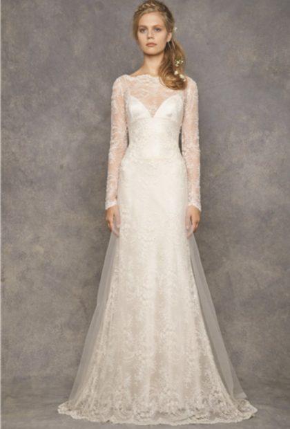 David fielden sample gown sale for Temperley wedding dress sample sale