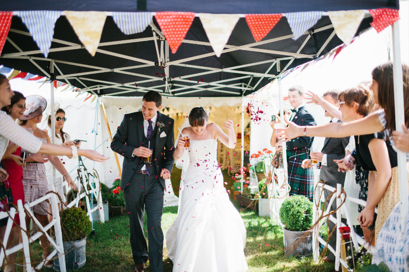 Our beautiful bride Lotte Drury and her wedding story