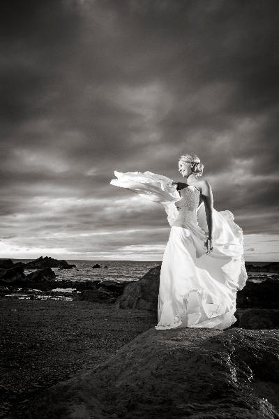 Our stunning bride Sarah Covington