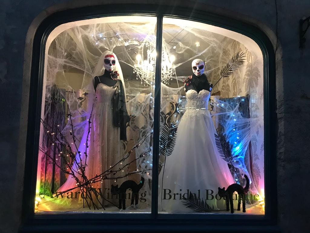 Halloween windows 2019