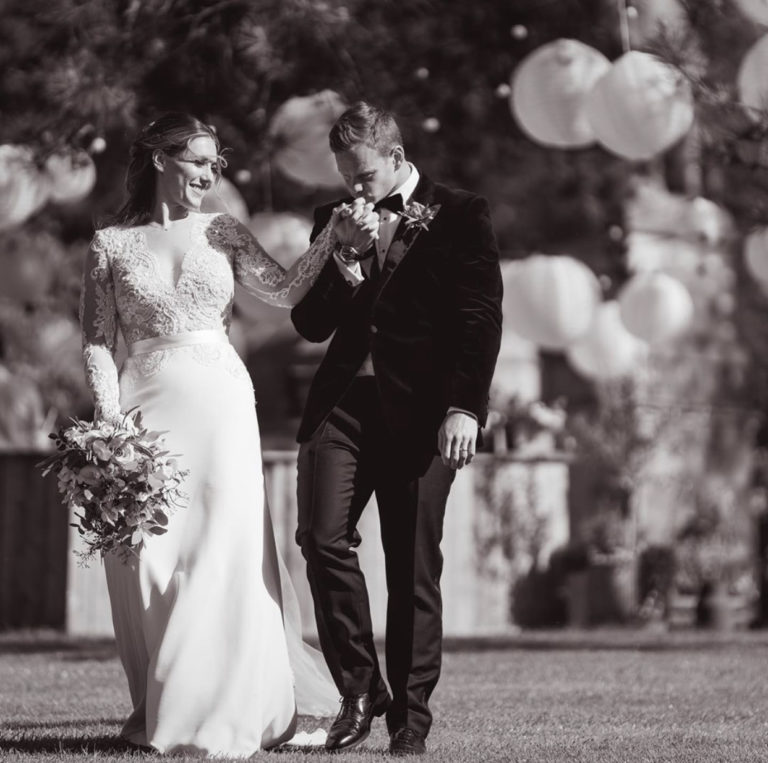 Ultimate Somerset wedding venue for outstanding bride wearing Suzanne Neville Salvador with flare and elegance.