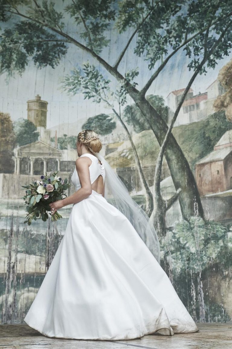 British Designer Bridal wear at its best!