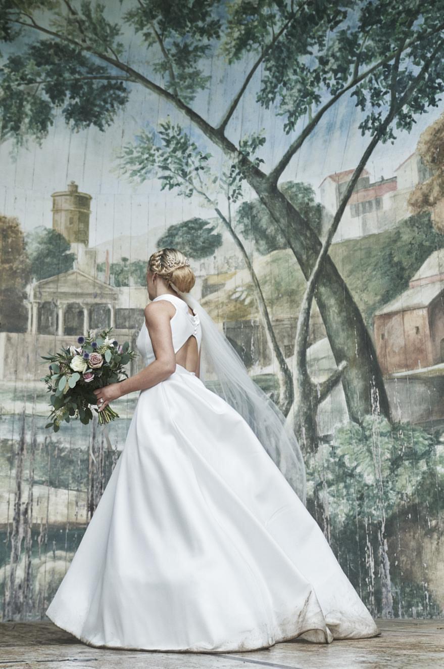 British Designer Bridal wear at its best!