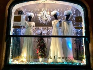 Christmas windows 2020 Frozen!